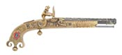 Scottish 1760 Flintlock Pistol