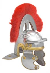 Roman Centurion Helmet Replica