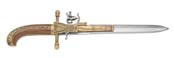 Hunting Flintlock Dagger Pistol