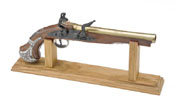 Pistol Stand For Long Barrel Flintlocks