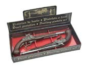 Boxed Dueling Percussion Pistol Set