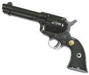 1873 Peacemaker 9MM/380 Blank Gun- Black