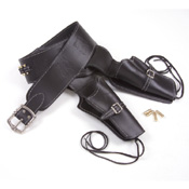 Old West Double Rig Fast Draw Holster