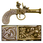 Flintlock, 1798 English Brass