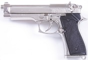 M92 Military Replica Nickel
