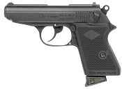 PPK 8MM Blank Firing Gun-Black