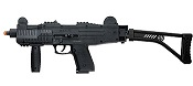 Front Firing ASI UZI 9MMPA Blank Firing Gun-With Stock