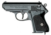 James Bond Automatic Pistol Non Firing