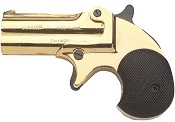 Blank Firing  Derringer - Gold