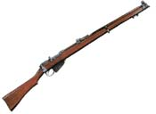 British Lee Enfield Replica Metal and Wood