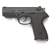 Beretta P4 Storm Replica 8MM Blank Firing Gun-Black