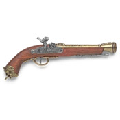 19th Centruy Italian Replica Blunderbuss Percussion Pistol L
