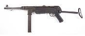 German WWII MP40 Submachine Gun Replica