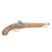 1872 French Percussion Pistol - Gray