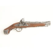English 18th Century Blunderbuss Non Firing Replica Gun - Gray
