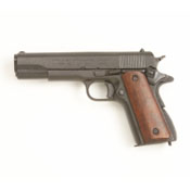 M1911 Govt Semi Automatic Black Finish Non Firing Replica Gun