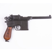 1896 Mauser Automatic Pistol, Wood Grips
