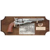 Deluxe Civil War Union Collectors Set Dark Wood