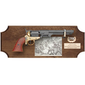 Confederate Framed Collection Set Dark Wood