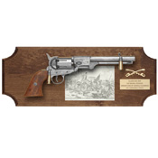 Gettysburg Historic Frame Set Dark Wood