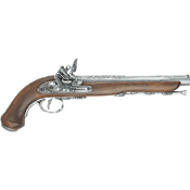 French Dueling Pistol Gray