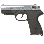 Beretta P4 Storm 8MM Blank Firing Gun-Nickel