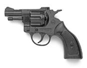 Olympic 6MM 8 Shot-Blank Firing Gun-Black
