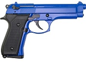 M92 Blank Gun 8mm Blue Finish