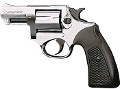 Kimar Competitive 6MM Blank Firing Revolver - Nickel Finish