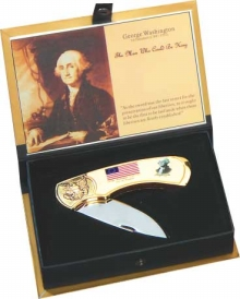 George Washington Knife Set