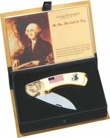 George Washington Knife Set
