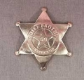 Brothel Inspectors Badge.