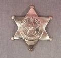 Brothel Inspectors Badge.