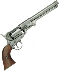Civil War Confederate Revolver