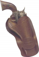 "Mexican Loop Fast Draw Holster 4 3/4""  Barrel"