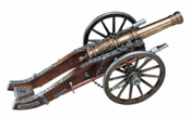 Louis XIV French Cannon