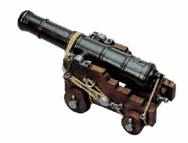 Deluxe 18Th Century Naval Cannon
