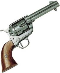 Western Peacemaker Gray Pistol