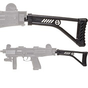 Extended Folding stock for UZI